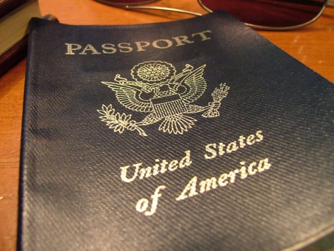 Как получить паспорт США