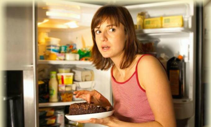 Как перестать есть в полуночное время