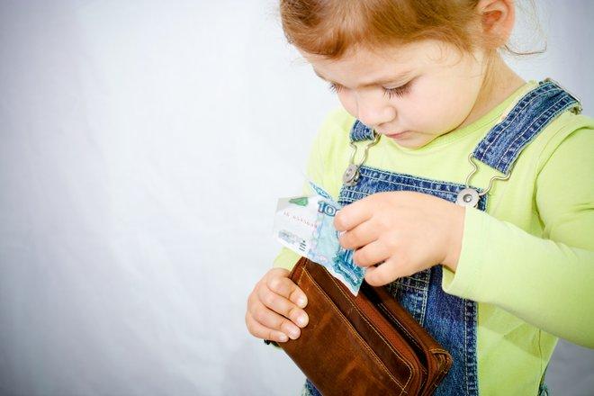 Почему дети воруют