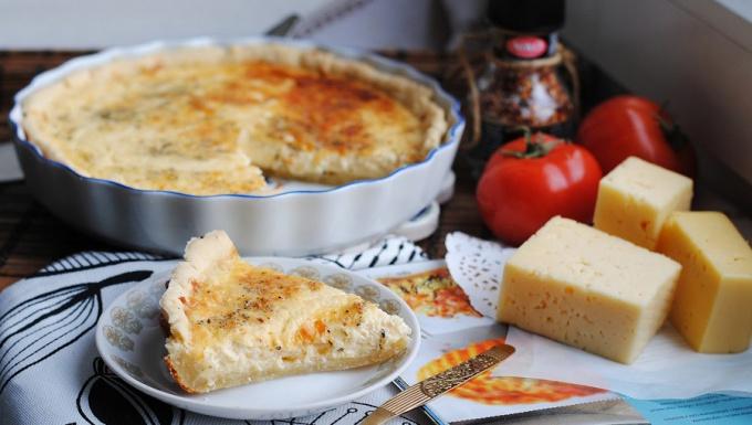 Как испечь американский сырный пирог?