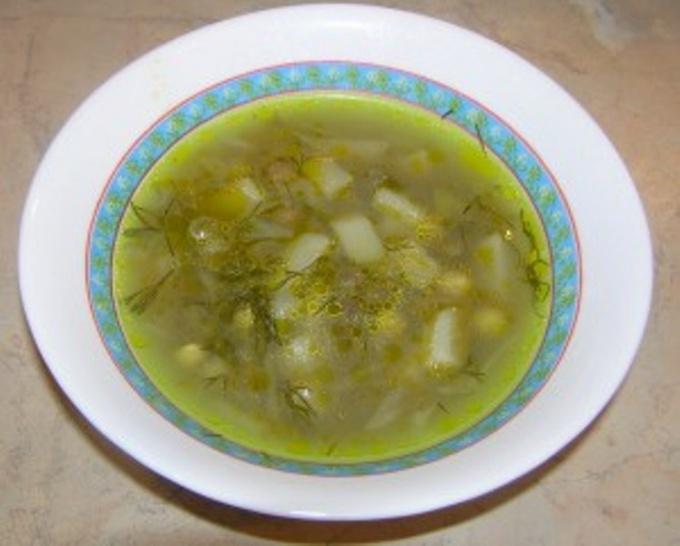 Как сварить ароматный весенний суп