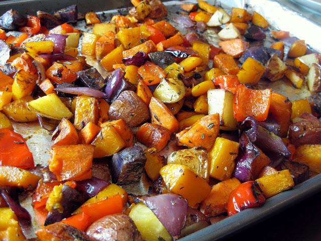 Как приготовить овощное рагу в духовке