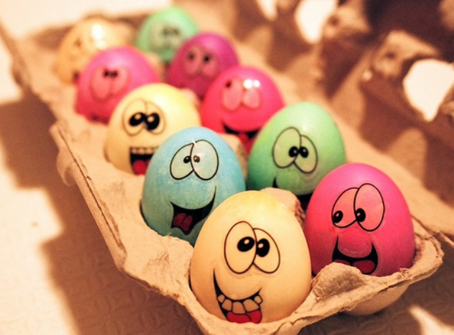 Куриное яйцо: вкусно и полезно