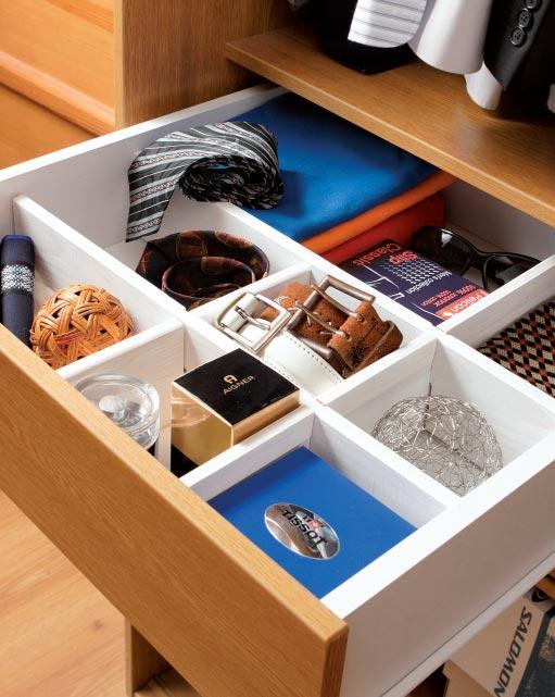 Как сделать разделитель для ящика