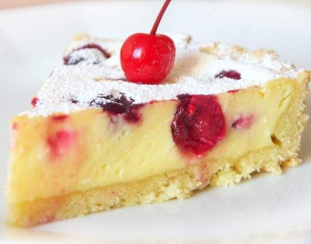 Пирог из творога