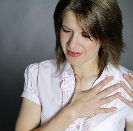 Первые признаки болезни сердца