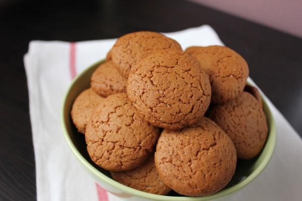 Как приготовить овсяное печенье с цельнозерновой мукой