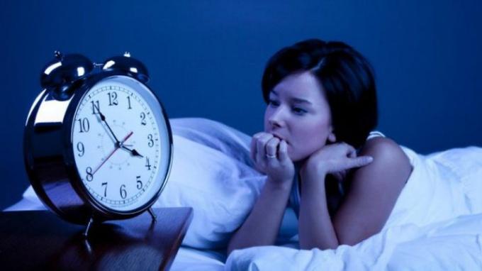 Как быть, если не можешь уснуть