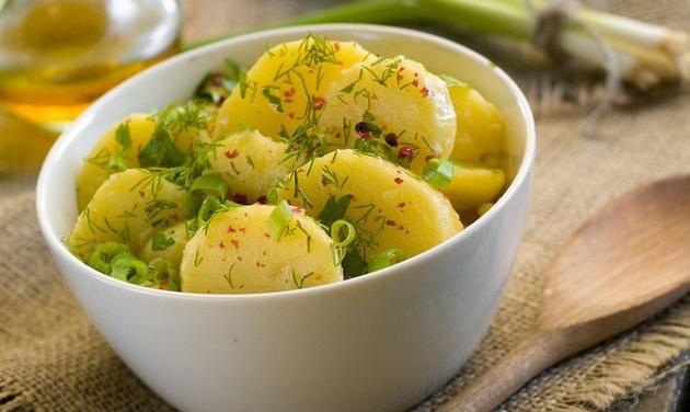 Вкусная и ароматная картошка