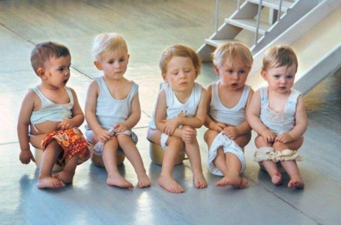 Как подготовить малыша в детский ясли-сад