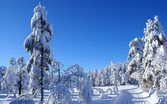 Oymyakon - the coldest place in the world