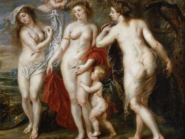 Гера, Афина и Афродита