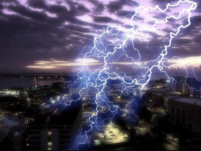 Природное электрическое напряжение