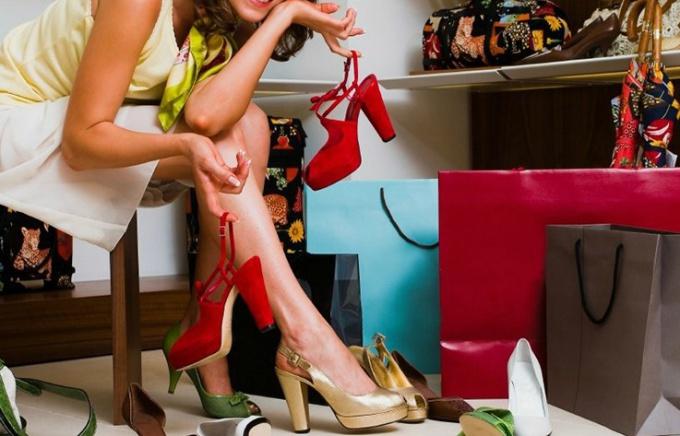 Как выбрать удобные туфли