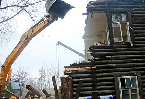 Сколько положено кв метров на человека при сносе ветхого жилья