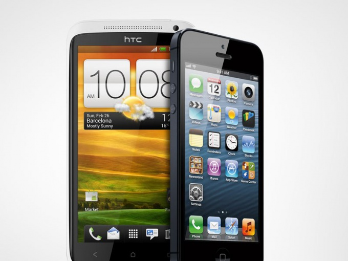 Which phone is better htc or iphone