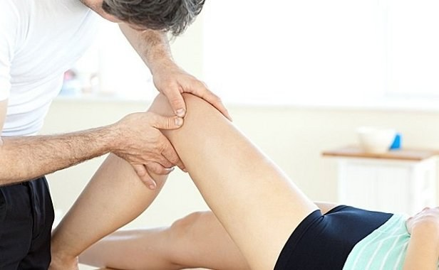 Как лечить растяжение мышц на ноге