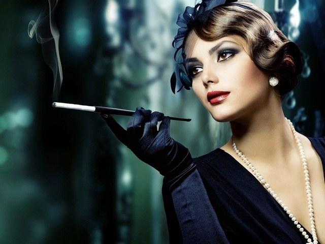 Кто такая женщина-вамп