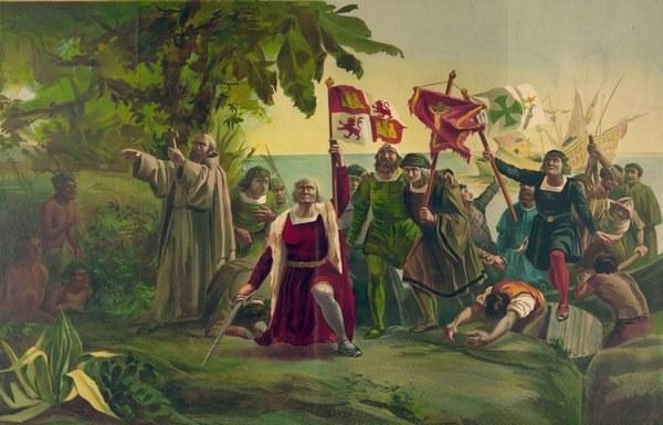 Как Колумб открыл Америку