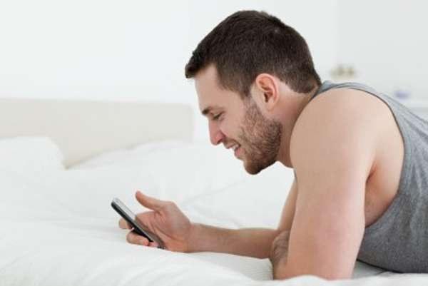 Как придумать СМС парню?