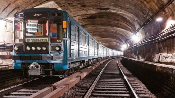 Как работает метро в Москве