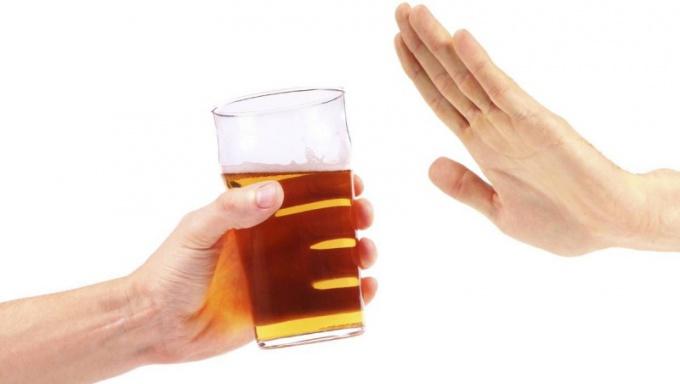 """Можно ли пить спиртное при приеме """"Глицина"""""""