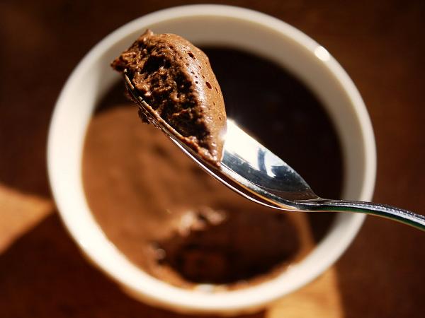 Как готовить шоколадный мусс и шоколадный крем