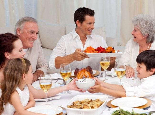 Какие существуют семейные традиции