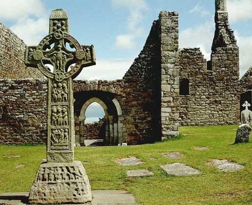Что такое кельтский крест
