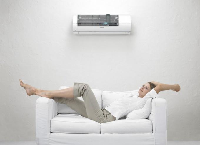 Кондиционер поможет спастись от летней жары