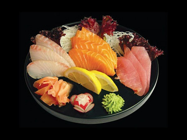 What is sashimi
