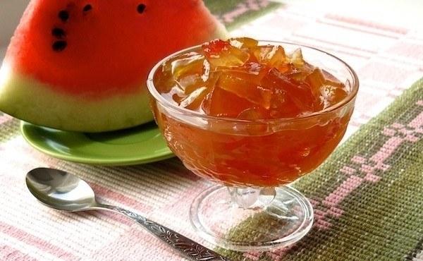 Варенье из арбузных корок – любимое лакомство многих сладкоежек