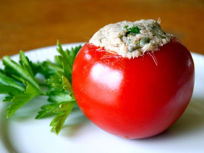 Как зафаршировать помидоры