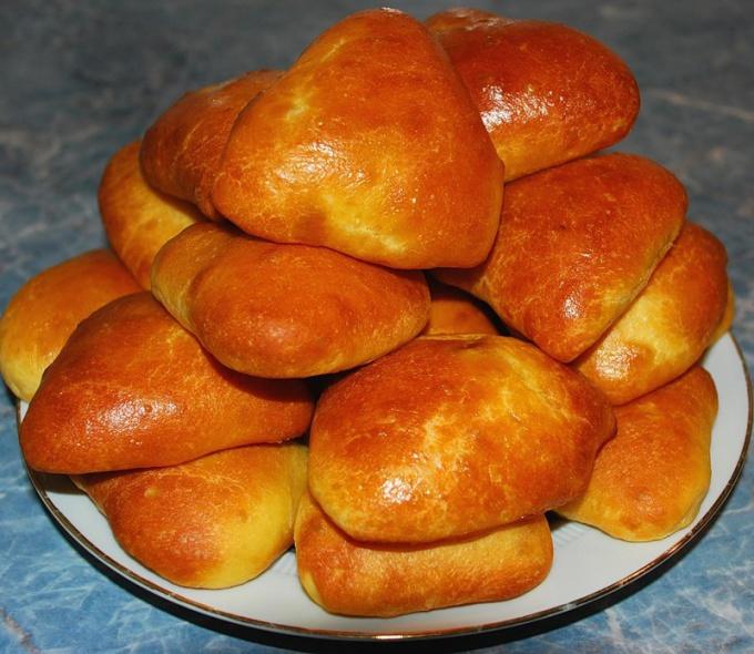 Мясные пирожки «Изюминки»