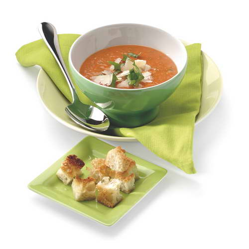 "Рецепт холодного супа "" Гаспачо """