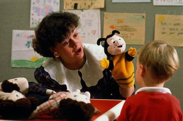 Kindergarten teacher - the first teacher of your child