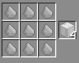 Стальной блок в Майнкрафте