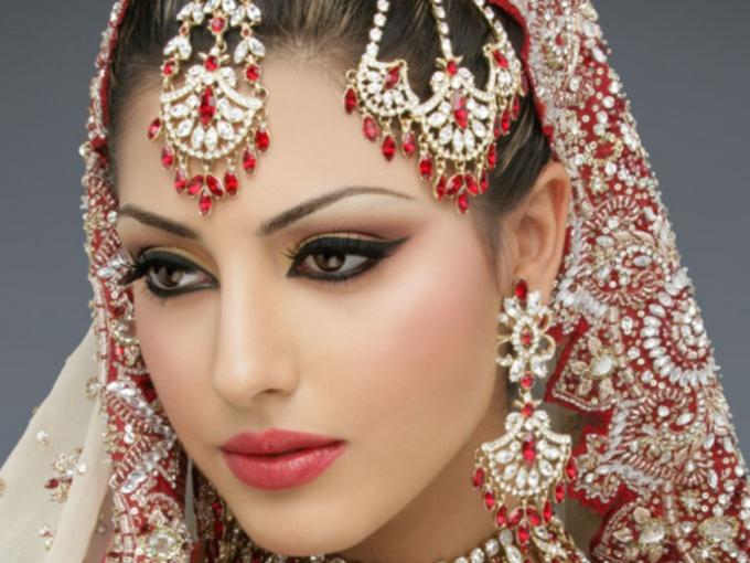 How to Make Indian Makeup