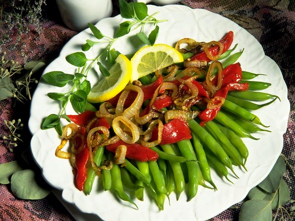 Recipe cooking asparagus