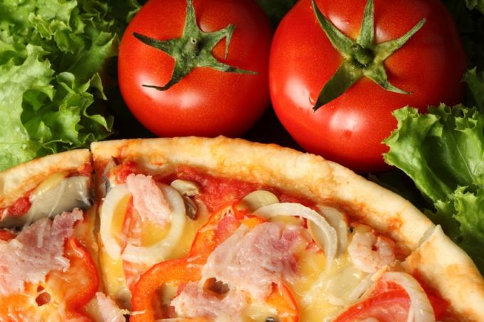 Как приготовить соус для пиццы из свежих продуктов