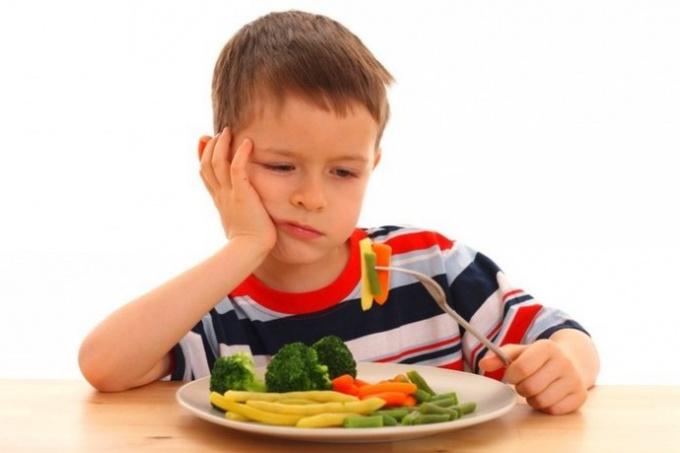 Как накормить привередливого малыша