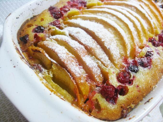 Как испечь «Бретонский» пирог?