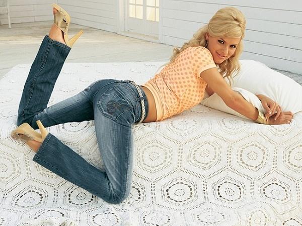 Ремонт любимых джинс