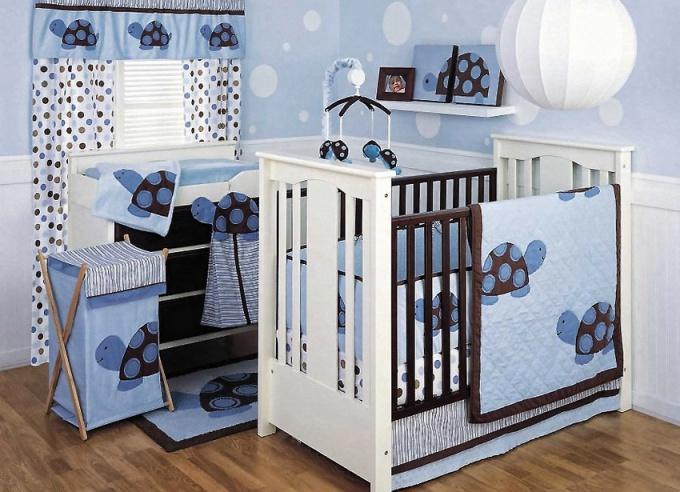 Как подготовить место для новорожденного