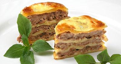 Как приготовить мясной бюрек