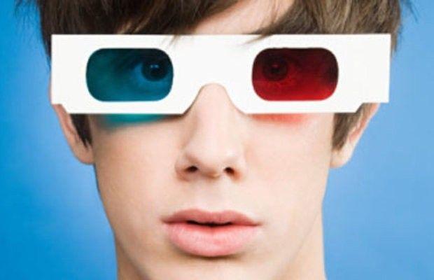 3d очки воими руками