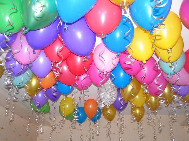 Чем дозволено надуть шары в домашних условиях