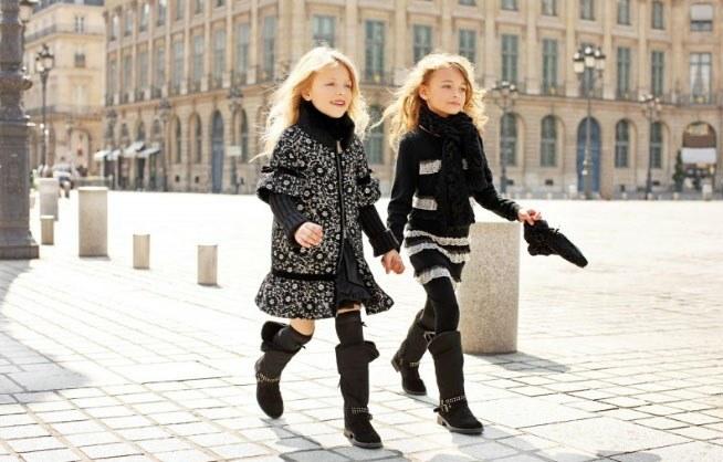 Пользуются ли спросом дорогие детские вещи