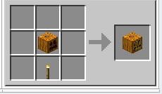 Как сделать в Майнкрафте факел