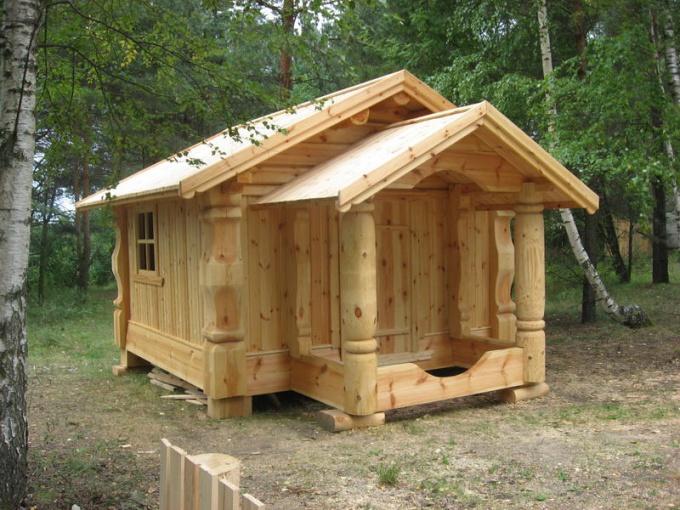 Построить красивый дом своими руками